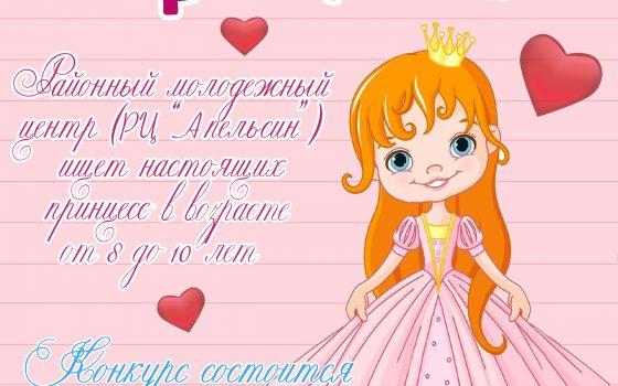 Городской праздник «Моя маленькая принцесса»
